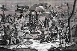 L'Cervera Coven (Coven edat mitjana bruixes)