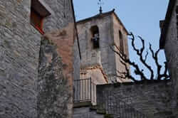 Literary Modern Catalonia route (Santa María Church Vallfogona of Riucorb)