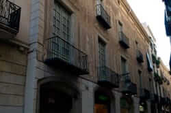 Literary Modern Catalonia route (toils palace barcelona)