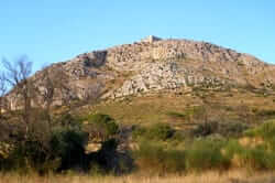 Route Montgrí Castle (Castillo Montgrí)