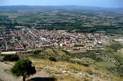 Route Montgrí Castle (Torroella de Montgri from the Castle)