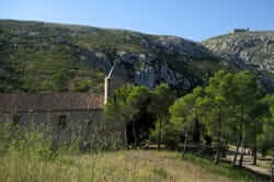 Ruta del castell del Montgrí (ermita de Santa Catarina Castell del Montgri)