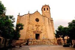 Les protagonistes du siège de 1714 (église de rafael Llobregat Sant Baldiri casanova)
