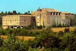 Santuarios en el Solsonès (Santuario del Miracle en Riner)