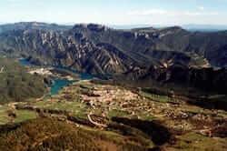 Santuarios en el Solsonès (Valle de Lord)