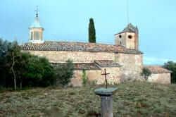 Santuarios en el Solsonès (santuario de la madre de diez de Massarrúbies Lladurs)