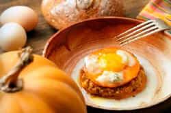 Tastant la gastronomia del 1714 (carbasses a la morisca cuina 1714)