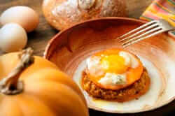 Savoring the cuisine of 1714 (Moorish cooking pumpkins 1714)