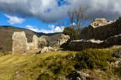 Walking through the Valley of Camprodon (Castillo De Rocabruna Camprodon)