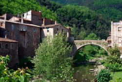 Since \ 'Osor to San Miguel of the Ants (Romanesque bridge)