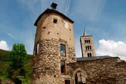 From south to north, stories of museums (Id Valls Ecomuseum visit to the tower)