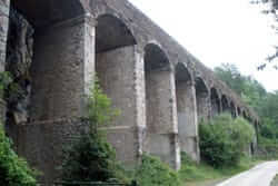 Aqueduct-Saint-Pau-de-Seguries (Route of St. Paul Seguries)