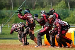 Ruta de parques de aventura (Paintball Y Parques Aventuras)