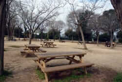 De pícnic per la província de Barcelona (Jardins Joan Brossa Barcelona)
