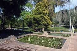 Pique-nique de Barcelone (Joan Brossa Gardens Park Jacinto Verdaguer)