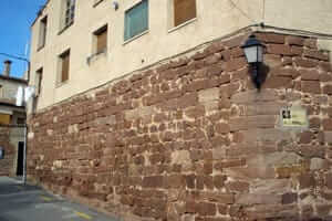 Ruta por Prades (Casas Muralla Prades)