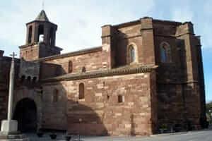 Ruta por Prades (Cruz De Término Y Iglesia Prades)