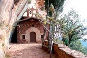 Ruta per Prades (Ermita Mare De Deu Abellera)