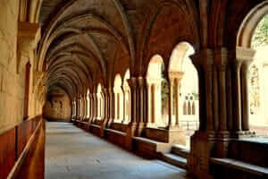 Prades route (Monastery Poblet Cistercian Route)