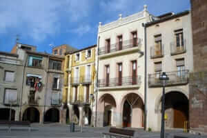 Ruta per Prades (Placa Major Prades)