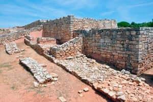 Ruta dels ibers ausetans (El Turo De Montgros Muralla Ibers Ausetans)