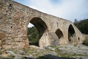 El románico en el Alt Berguedà (Puente De Pedret)