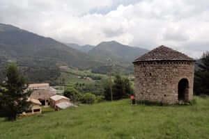 El románico en el Alt Berguedà (Rotonda De San Miguel)