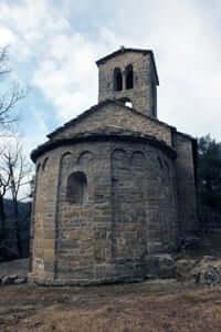 El románico en el Alt Berguedà (Sant Sadurni De Rotgers)
