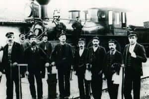 150 años del ferrocarril de Tarragona en Martorell (Aniversario Tren Tarragona Martorell Barcelona)