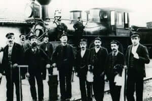 150 ans du chemin de fer Tarragone à Martorell (Barcelona Martorell anniversaire train Tarragona)