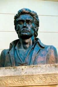 Route of Miquel Martí i Pol (Busto Bac De Roda Roda De Ter)