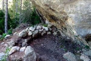 Cap a la cova Picasso (La Cova Picasso)