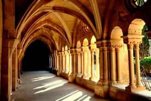 El Santuario de la Bovera (Monasterio De Vallbona De Les Monges Cister)