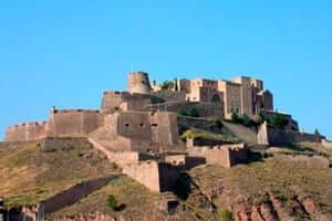 Ruta del Pirineu Comtal: per una volta catalane identitat médiévale (Castell De Cardona Ciutat Comtal)