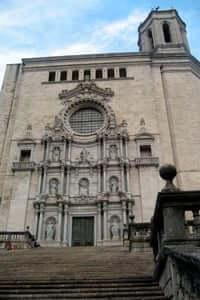 Ruta del Pirineu Comtal: per una volta catalane identitat médiévale (la cathédrale de Gérone Ciutat Comtal)