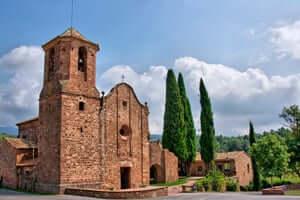 Ruta del Pirineu Comtal: catalan médiéval volta par identitat (Esglesia Sant Miquel Del Brull Osona)