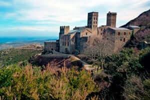Ruta del Pirineu Comtal: per una volta catalane identitat médiévale (Monestir De Sant Pere de Rodes)