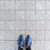 Barcelona, de mosaico en mosaico (Mosaicos Barcelona Avenida Diagonal)