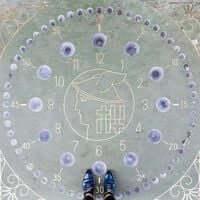 Barcelona, de mosaic en mosaic (Mosaics Barcelona Via Layetana)