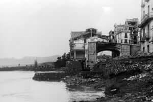 Hemingway a Tortosa (Els Ponts Volats Guera Civil Tortosa Hemingway)