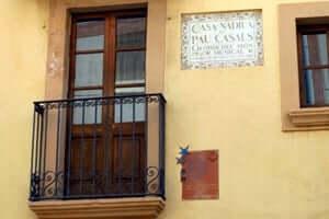 Ruta Pau Casals (Casa Natal De Pau Casals El Vendrell)