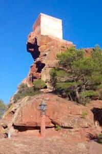 Itinerari Miró (Miró Sant Ramon Mont Roig Ruta)
