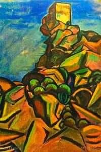 Itinerari Miró (Miró Sant Ramon Mont Roig)
