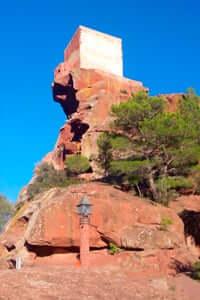 Joan Miró, Mont-Roig Inspirat (Miro Mont Roig Sant Ramon Route)