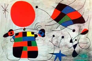 Joan Miró, Inspirat en Mont-Roig (Miró Centre Miró)