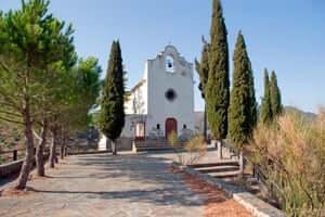 Rellotges soleil Porrera (Porrera Ermita De Sant Josep Abat)