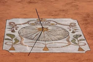 Rellotges Porrera sun (Sun Cal Porrera Rellotge Vallvé)