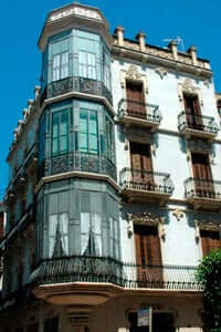 Route of Modernism in Reus (Casa Munne Reus)