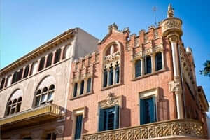 Route of Modernism in Reus (Casa Rull in Reus)