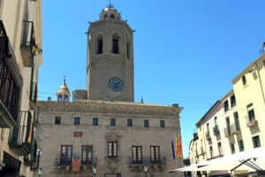 De Sant Ramon a Cervera, travessant el sud de la Segarra (La Paeria De Cervera)
